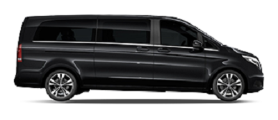 London Mercedes Benz Viano luxury minivan exterior